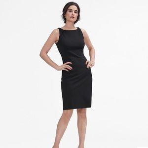 MM La fleur Lydia dress 8 classic black